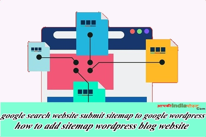 google search website submit sitemap to google wordpress