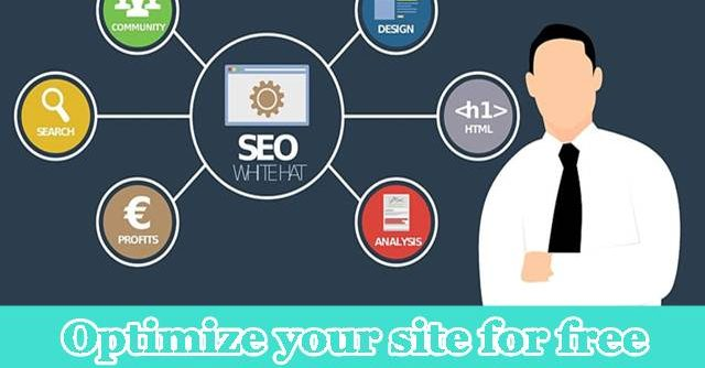 Optimize your site for free - #7 Free to use SEO Tools –apki india post